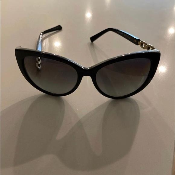 Michael Kors Black Chain Sunglasses